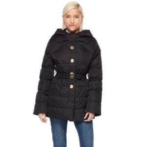 NEW Kate spade Becky puffer jacket XS